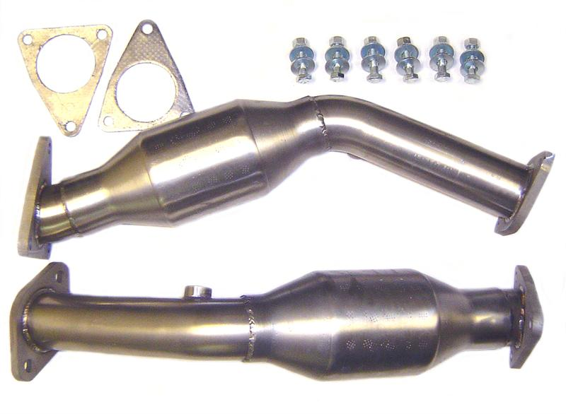 Models 350z G35 The Factory Catalytic Converters: G35 Catalytic Converter At Woreks.co