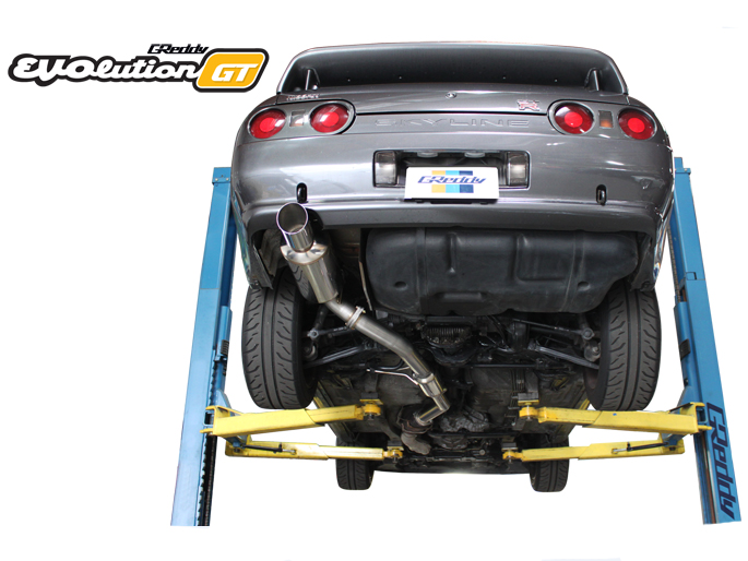 Superieur The EVOlution GT Exhaust For The BNR32 Nissan Skyline GT R Is The Ideal  Combination Of Performance, Sound And JDM Styling. The Cat Back System Aims  To Bring ...
