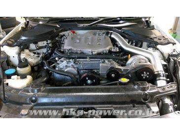 Infiniti m35 supercharger