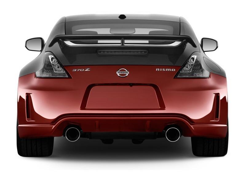 Nismo 370z Rear Fascia Kit Z1 Motorsports