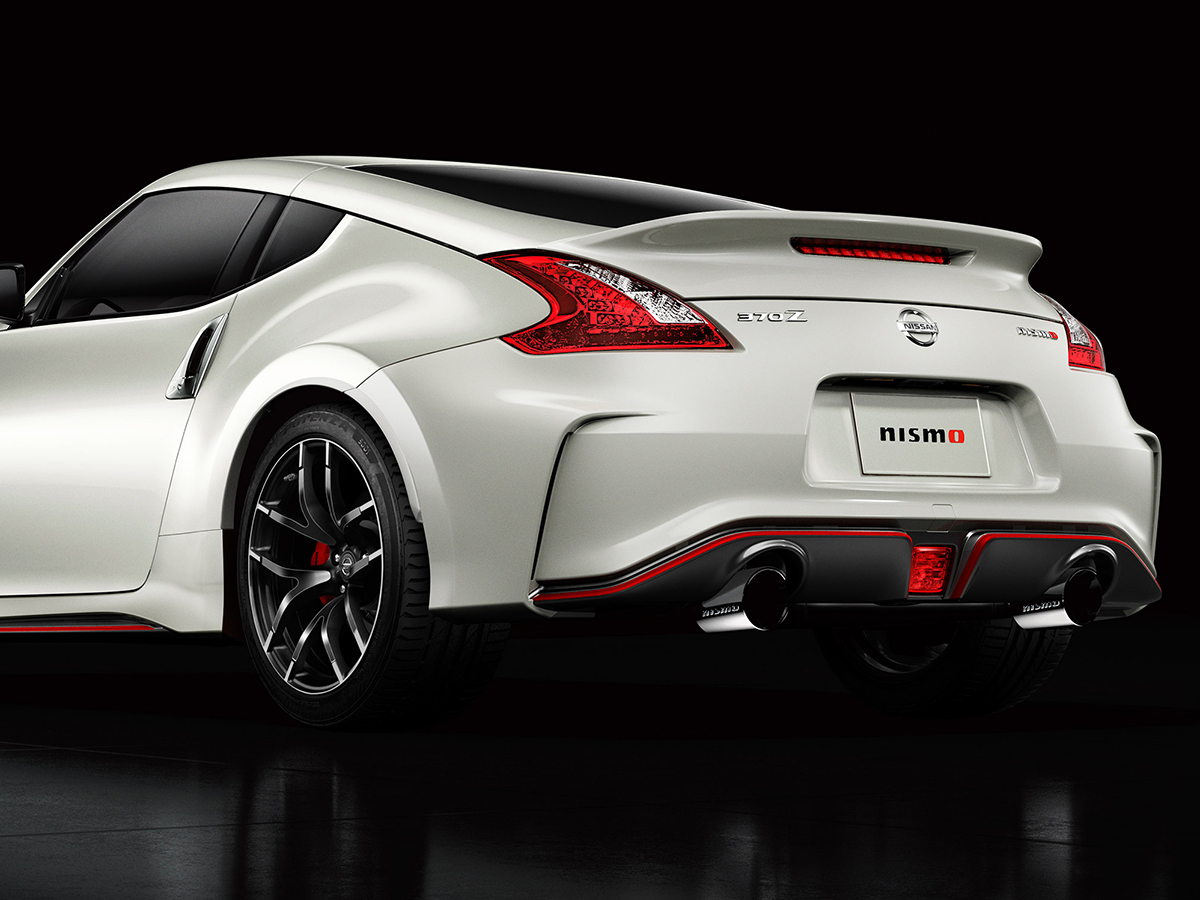 Oem 370z Nismo Rear Deck Spoiler 2015 Z1 Motorsports Nissan Fuse Box This Is The Found On All These Spoilers Come Directly From Pre Painted To Color Match Your Vehicle