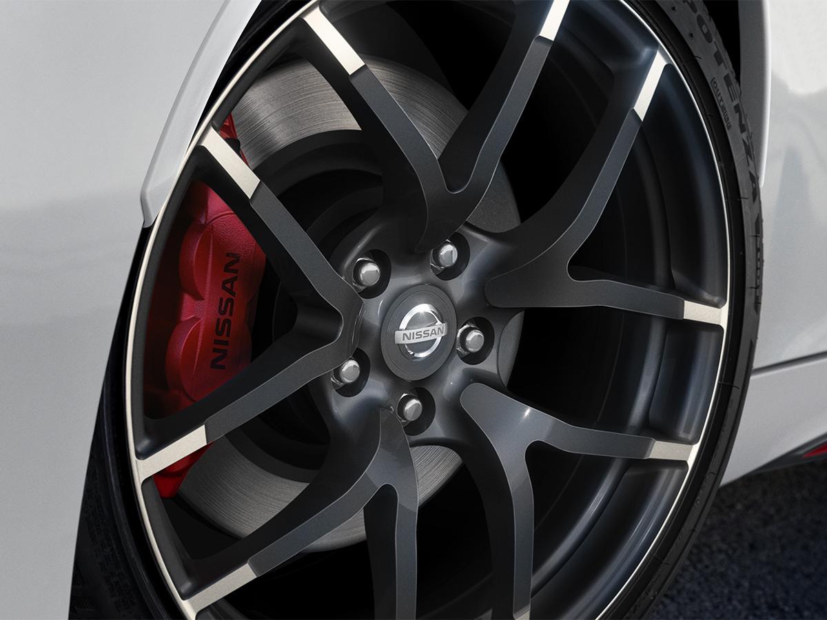 Oem Nismo 370z Wheels 2015 Z1 Motorsports