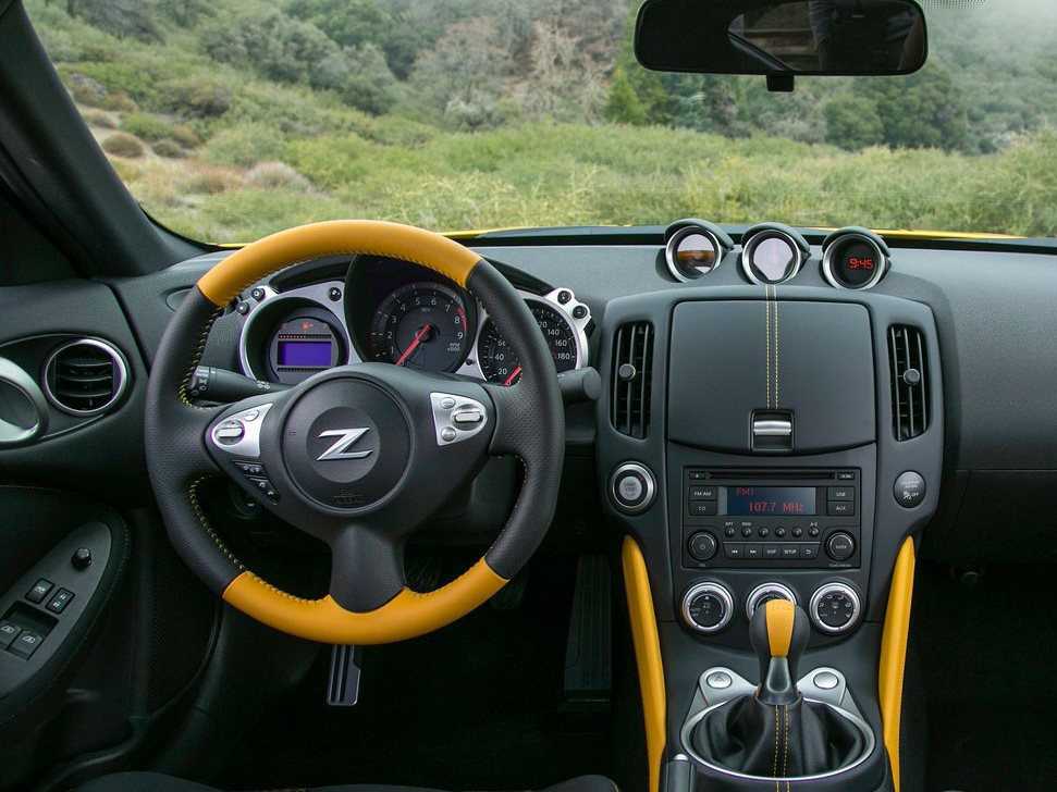 oem 370z yellow stitched steering wheel 2018 heritage z1 motorsports performance oem and aftermarket engineered parts global leader in 300zx 350z 370z g35 g37 q50 q60 oem 370z yellow stitched steering wheel 2018 heritage