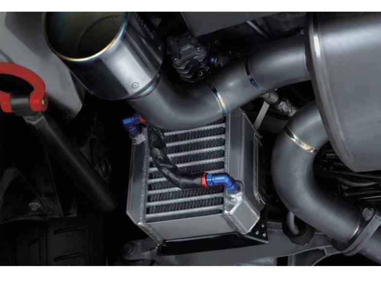 Nismo 370z Rear Differential Cooler Kit  Z1 Motorsports