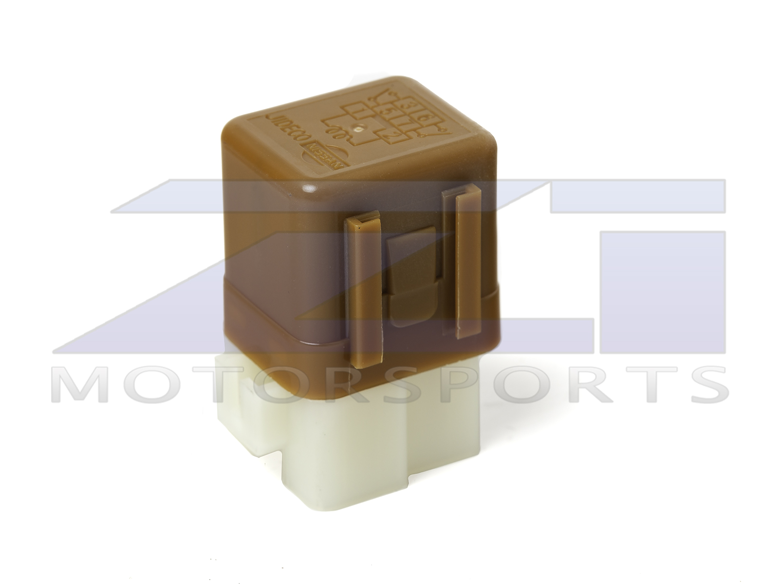 Used 300ZX Ignition / Fuel Pump / PTU / HICAS Relay (Brown) 1996