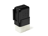 OEM S14 240SX Horn Relay (Black)
