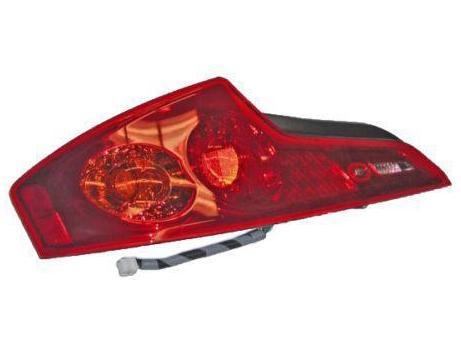 OEM JDM 'Skyline' 350GT G35 Coupe Tail Lights