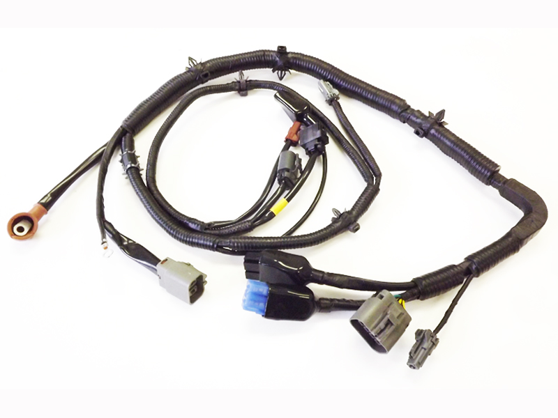 300ZX5spdAltTransHarnessZ32Z1300 e7fb557c 300zx alternator transmission harness (5sp manual & conversion Dodge Transmission Wiring Harness at n-0.co