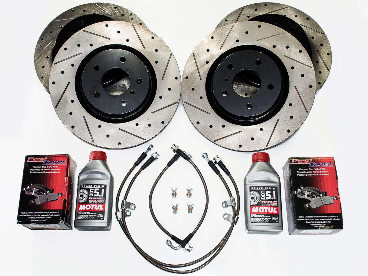 2cf00656a81 Z1 350Z   G35 (Brembo) Brake Upgrade Package  528.00