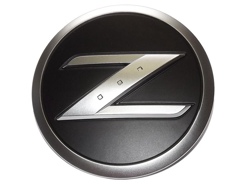350z Quot Z Quot Side Fender Emblem Z1 Motorsports