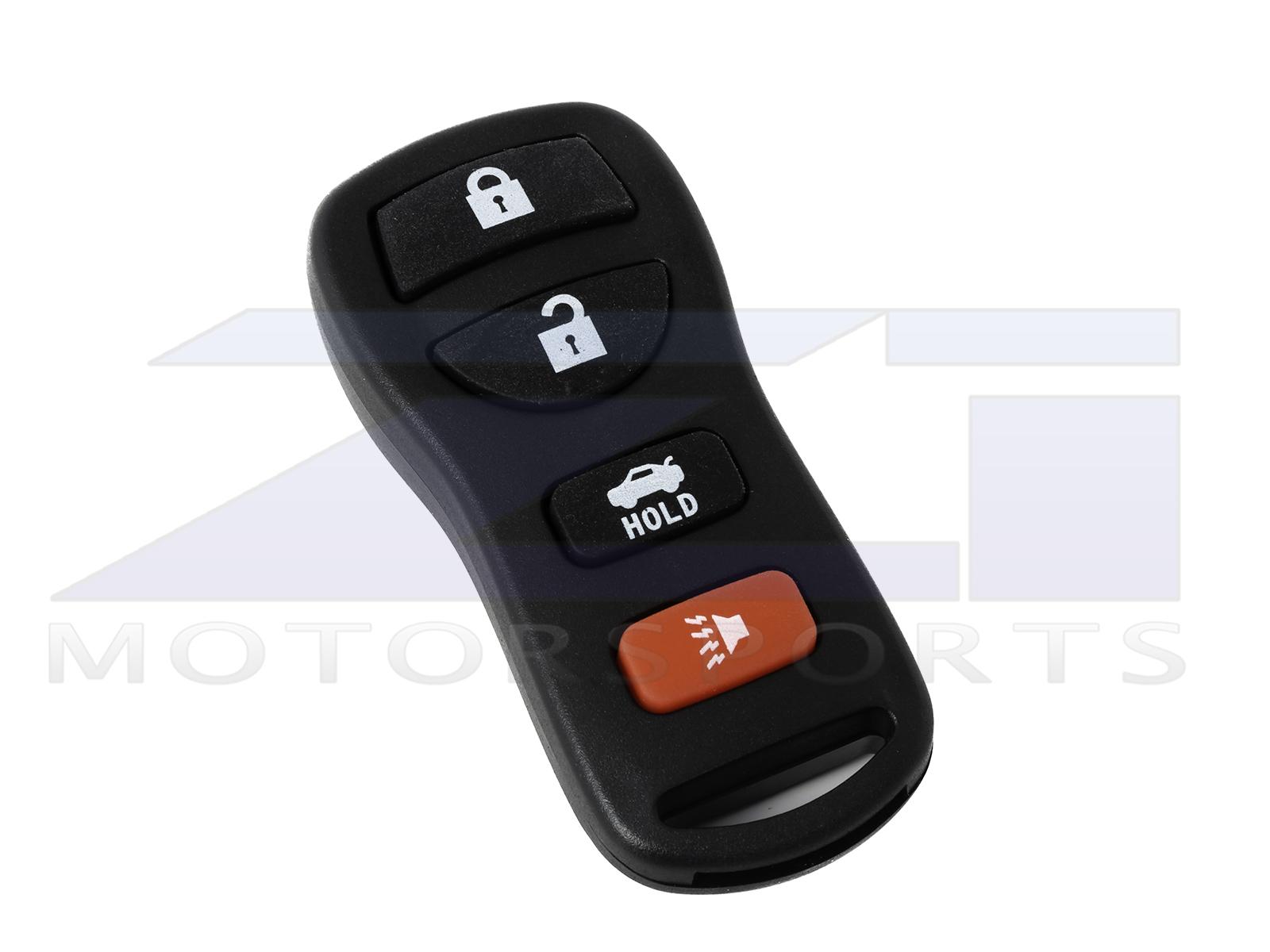 Keyless Entry Remote >> 350z G35 Key Fob Keyless Entry Remote