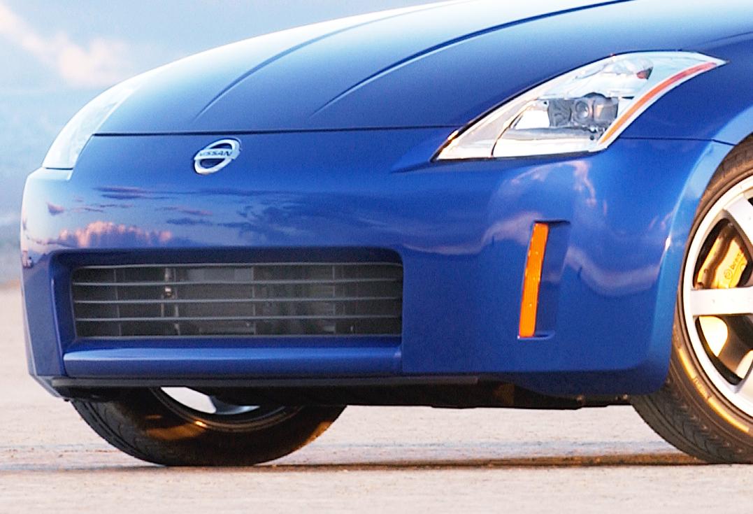 New Nissan Oe 350z Front Fascia Bumper Cover 2003 2005