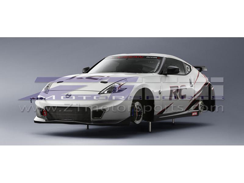 Nismo 370z Jdm Rc Race Car Z1 Motorsports