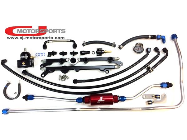 Cjm S2se Fuel System Vq37vhr Z1 Motorsports