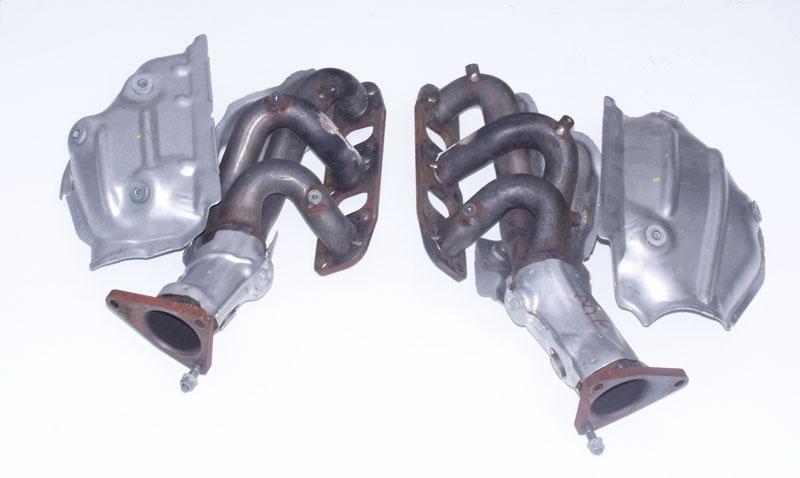 Used 370Z / HR Equal Length OEM Exhaust Manifolds / Headers