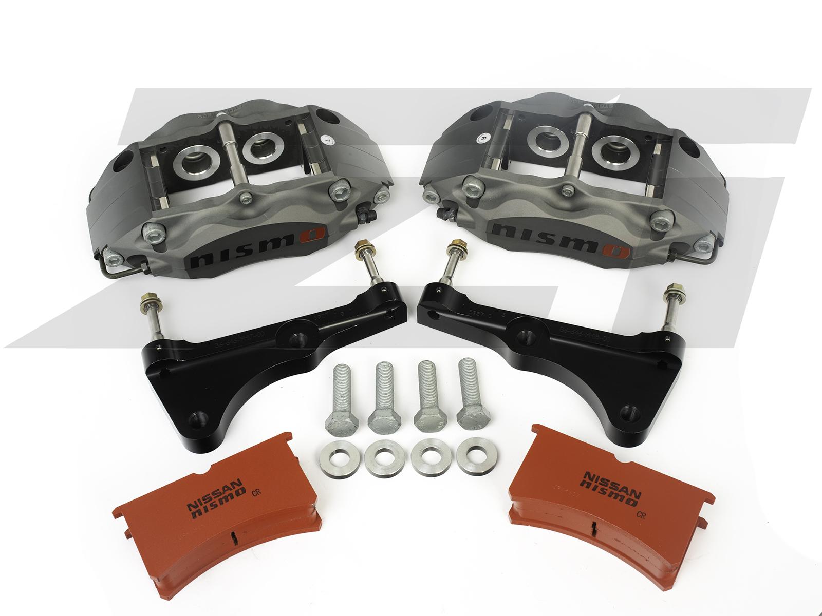 NISMO 350Z / G35 Stoptech RACE Front Brake Caliper Upgrade Kit