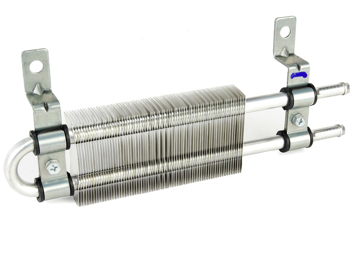 Power Steering Cooler : Oem power steering oil cooler z motorsports