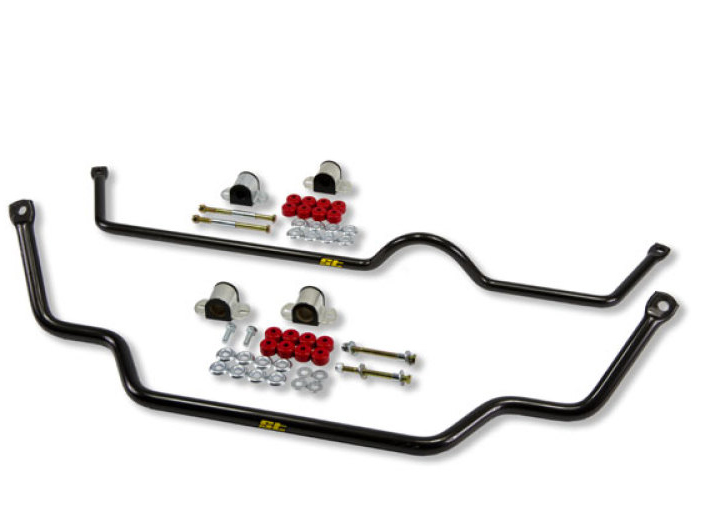 ST Suspensions S13 240SX Front and Rear Sway Bar Kit
