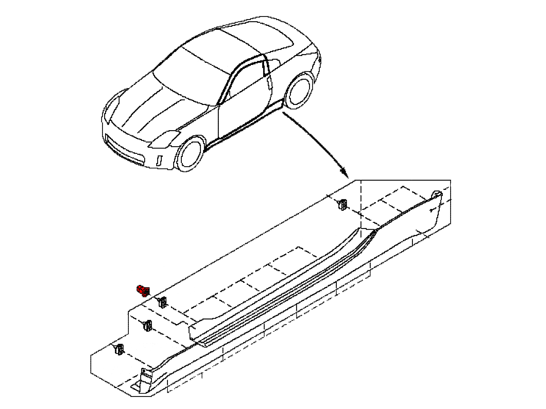 r32 side skirts wiring diagrams