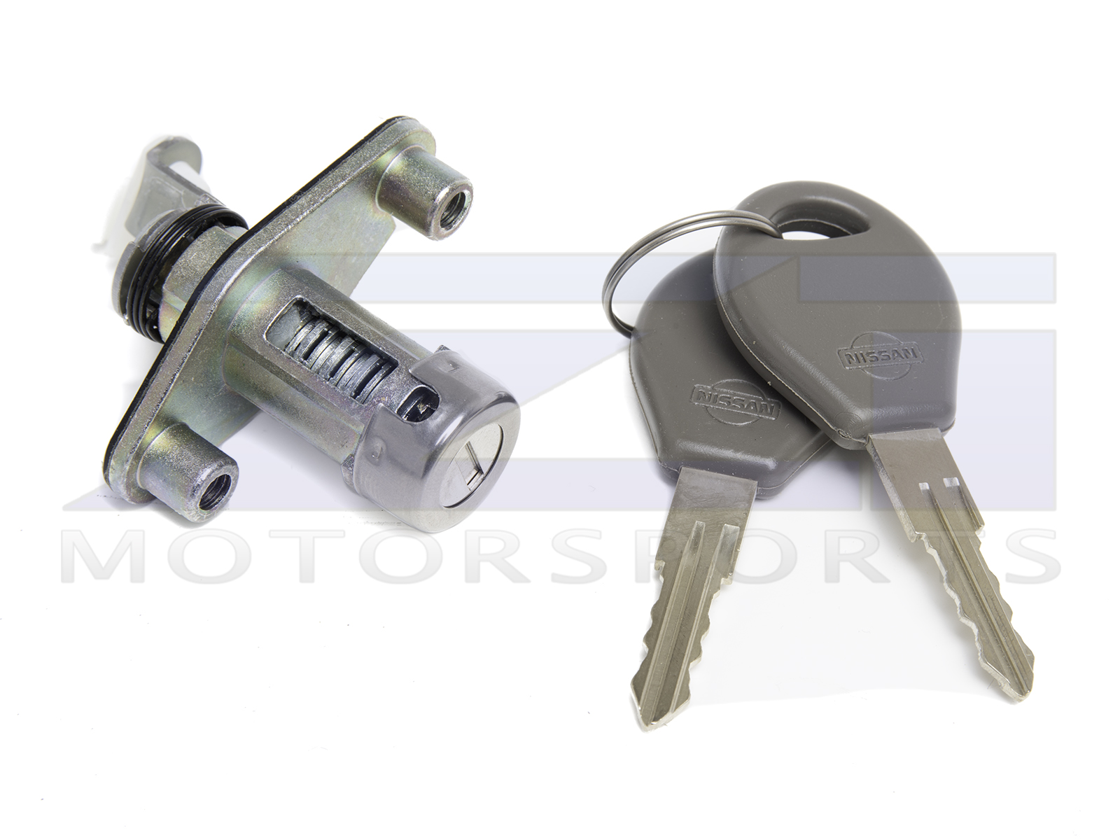 OEM S13 180SX Type X Trunk / Hatch Lock and Key Set