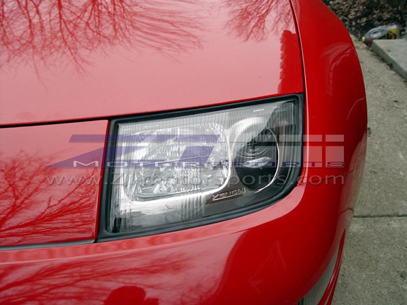 1999 300ZX Z32 JDM HID Headlight Assemblies Pair 199800 159800