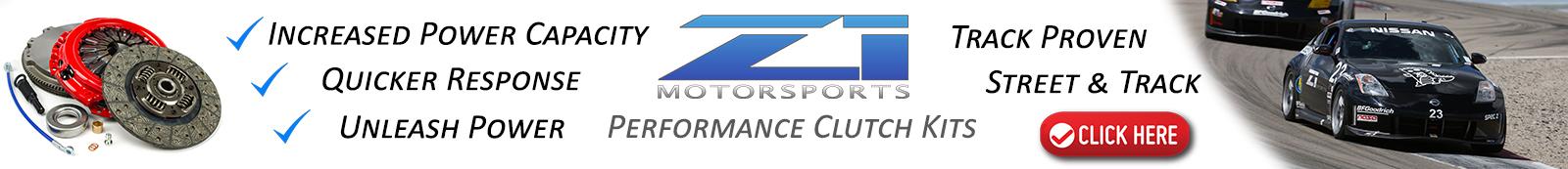 Aero & Body, Z1 Motorsports 300ZX Performance Specialist