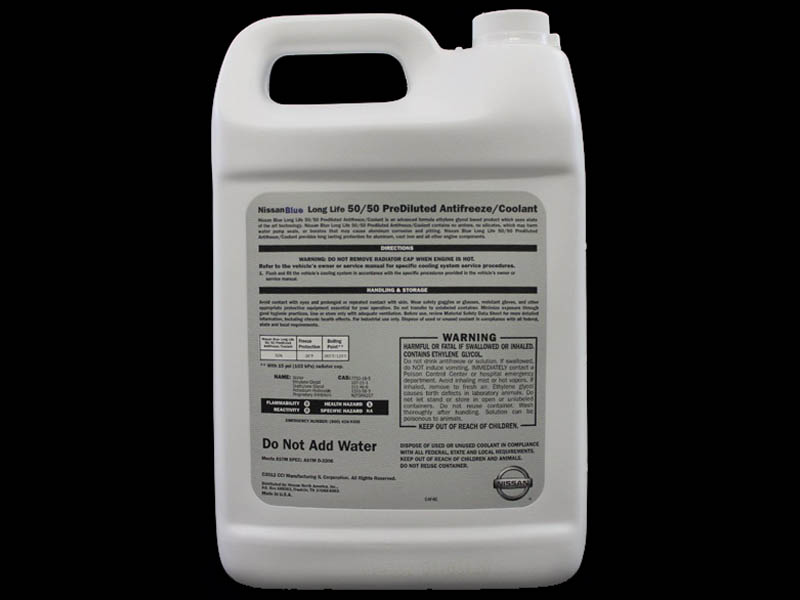 oem long life blue coolant (antifreeze) 50 50 pre mixed, z1this is the oem \