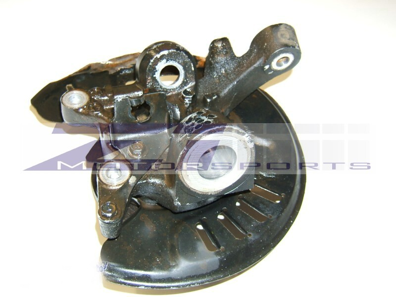 Used Front Hub Bearing Knuckle Spindle Assembly Z1