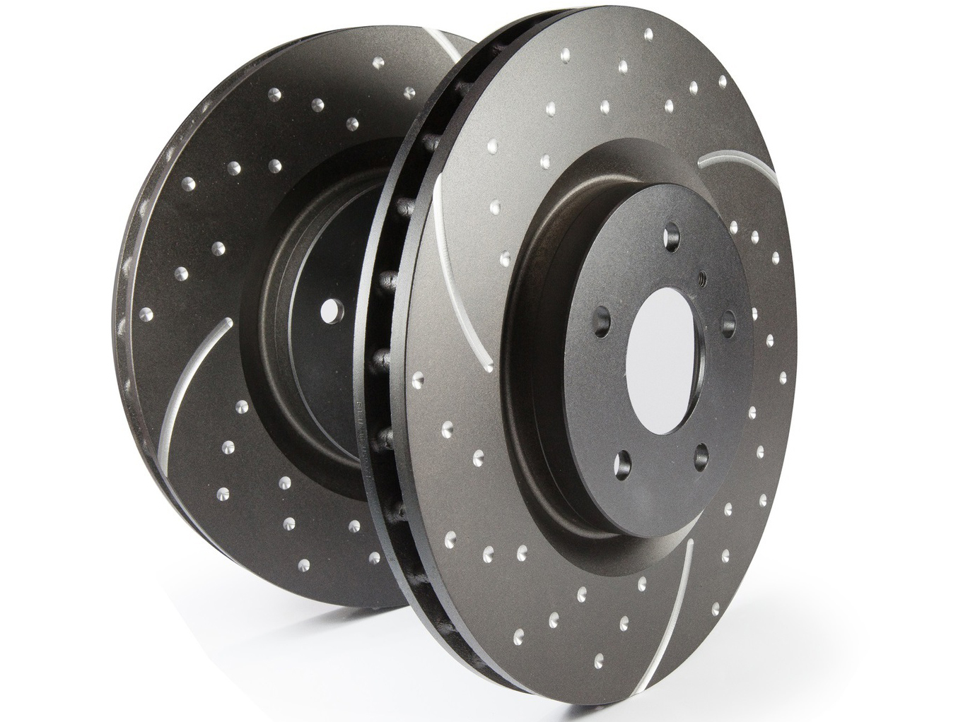 Centric Brake Pads >> EBC GD Sport R32 GTR Front Brake Rotors, Performance OEM and Aftermarket Engineered Parts Global ...