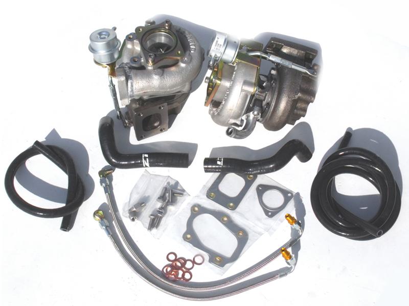 Z1 300ZX (Z32) GT600R BB Turbo Kit, Z1 Motorsports 300ZX Performance