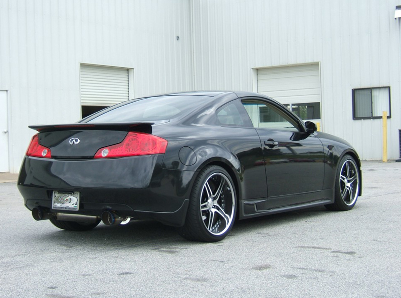 HKS G35 Hi Power Exhaust System Coupe Z1 Motorsports