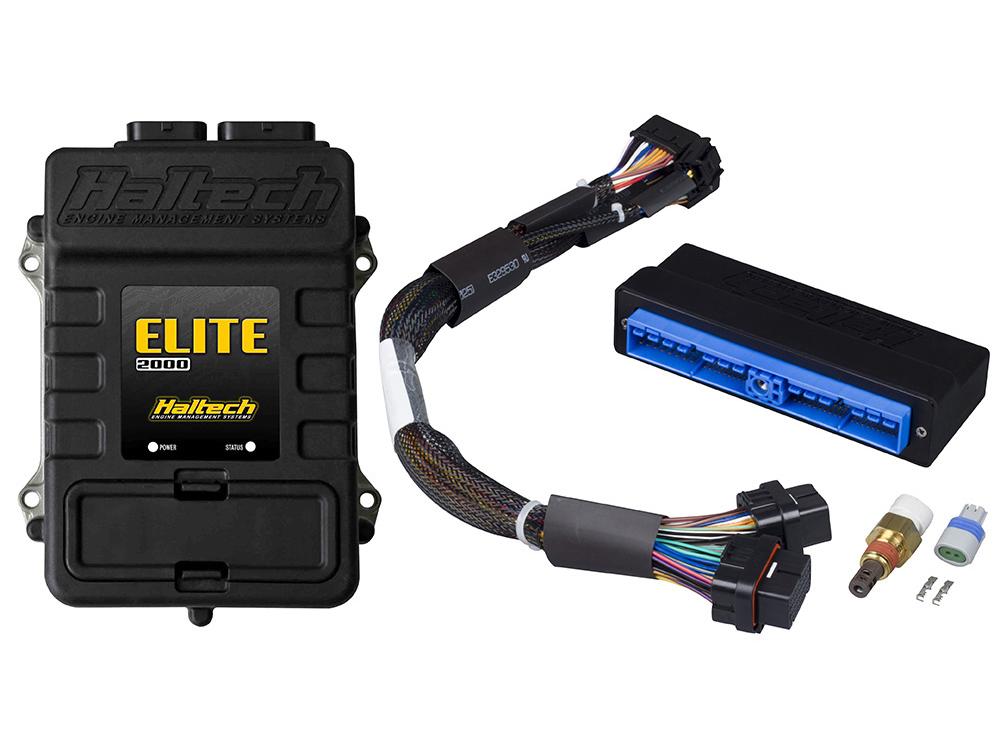 Haltech Skyline R32 Elite 2000 Plug 'n' Play ECU Kit
