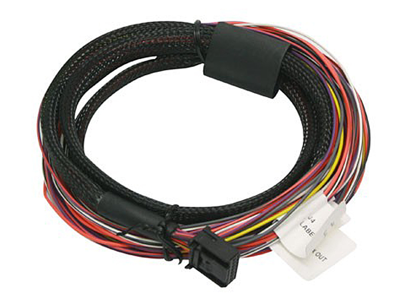 Haltech Platinum PRO / Sport Plug-in Auxiliary I/O Harness on