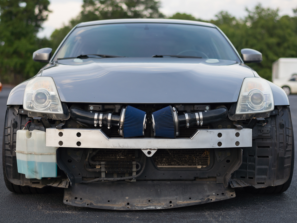 Z1 Motorsports 350z G35 Race Cold Air Intake Kit Vq35hr Injen Focus Fuse Box Cover The Popular Combines Proven Velocity Stack Technology With Innovation To Provide One Of Most