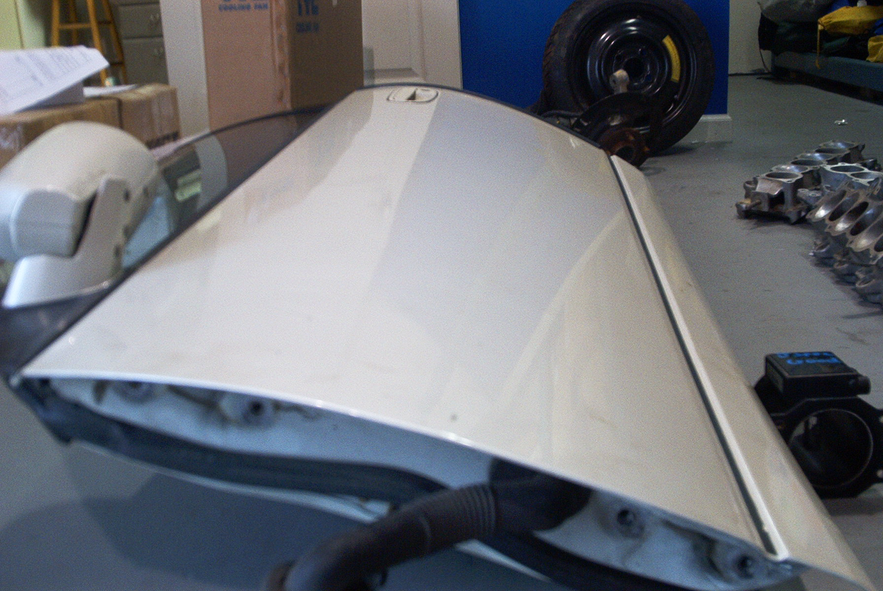We have many Driver and Passenger door shells available in many different colors. This is the shell only! Doesn\u0027t come with mirror window motors ... & Used Door Shell Z1 Motorsports
