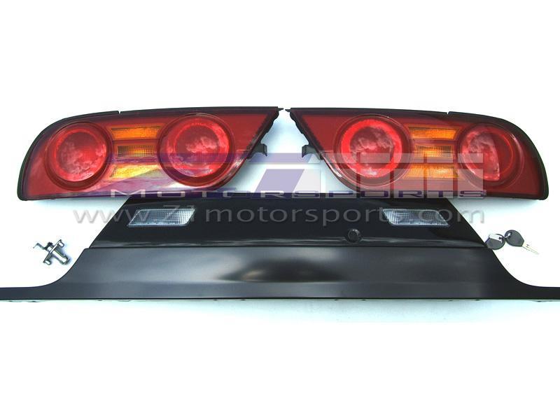 JDM 180SX Kouki Tail Light Conversion Kit, Z1 Motorsports
