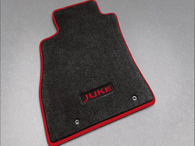 Oem Nissan Juke 4 Piece Carpeted Floor Mats Z1 Motorsports