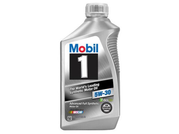 Mobil 1 Full Synthetic Motor Oil Per Quart Z1 Motorsports