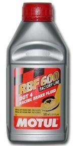 Motul RBF 600 Performance Brake Fluid