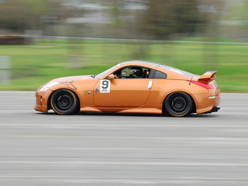 350Z Nismo Side Skirts (Pair)