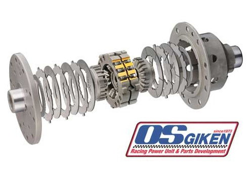 Limited Slip Differential >> Os Giken Super Lock Limited Slip Differential Lsd