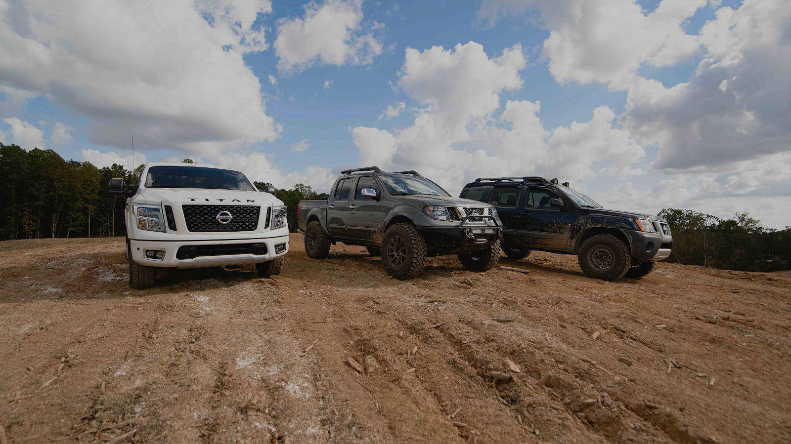 Choose Your Weapon New parts added daily for your Nissan Titan, Frontier, and Xterra