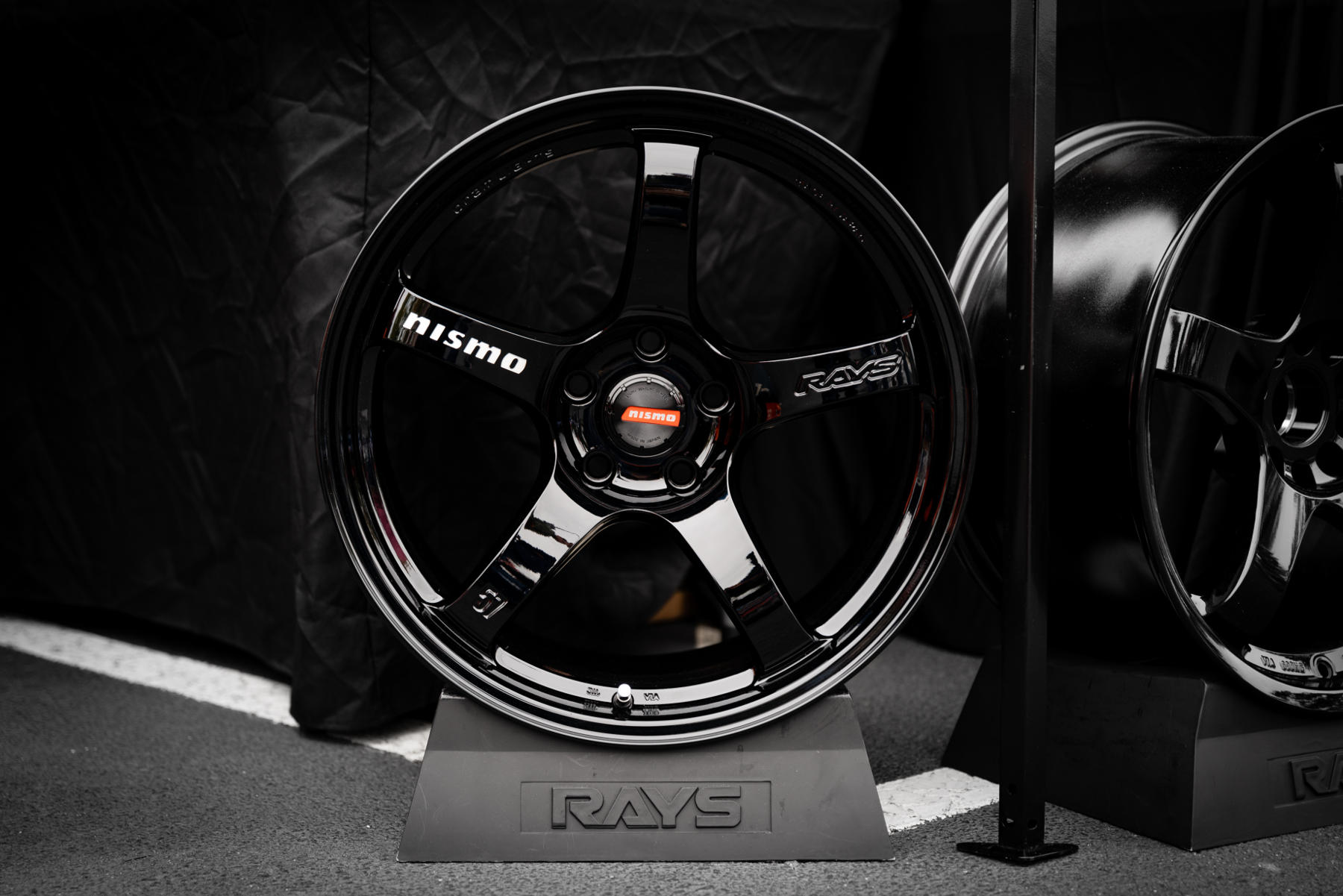 join the club Exclusive Rays NISMO Clubsport Spec wheels in-stock
