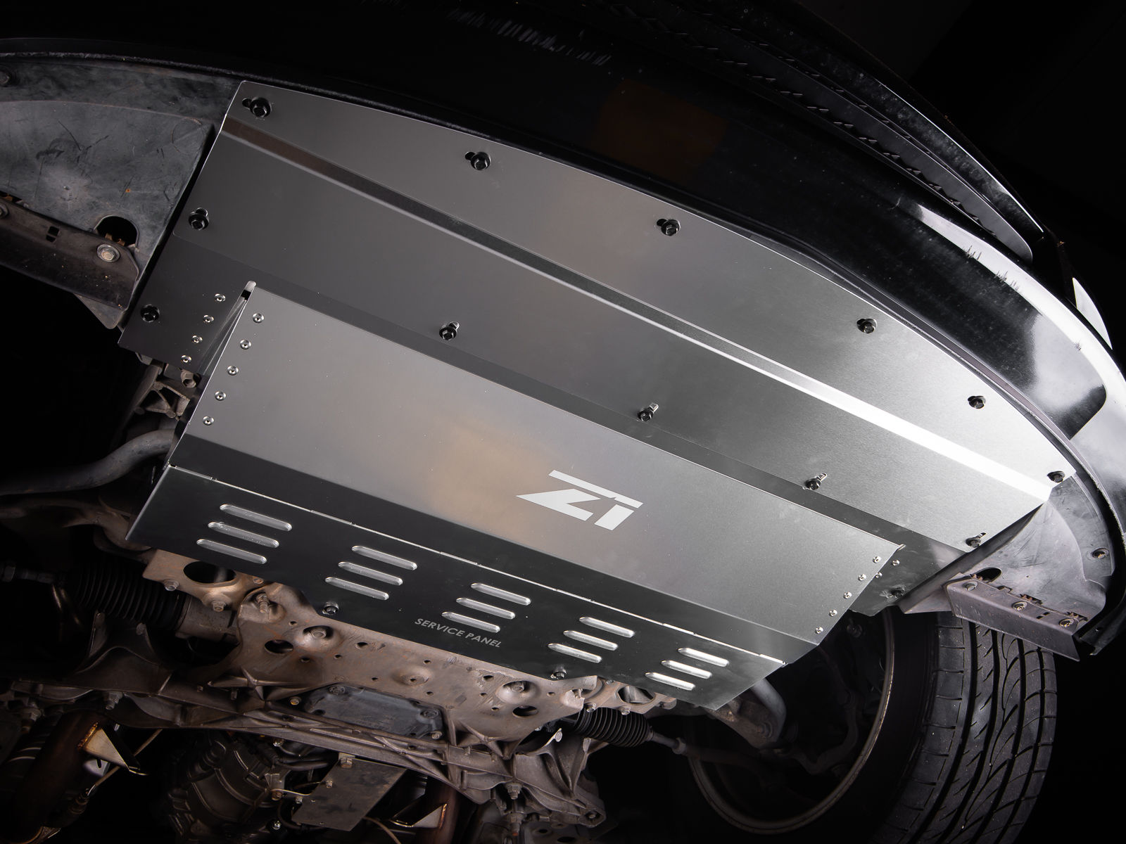 z1 Undershrouds Affordable, easy maintenance, lightweight, and durable. Our Z1 aluminum undershrouds provide it all!