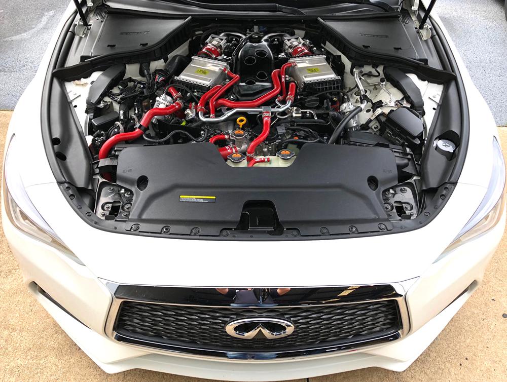 Z1 Q50 / Q60 VR30DDTT HKS Blow Off Valve Kit, Z1 Motorsports 300ZX
