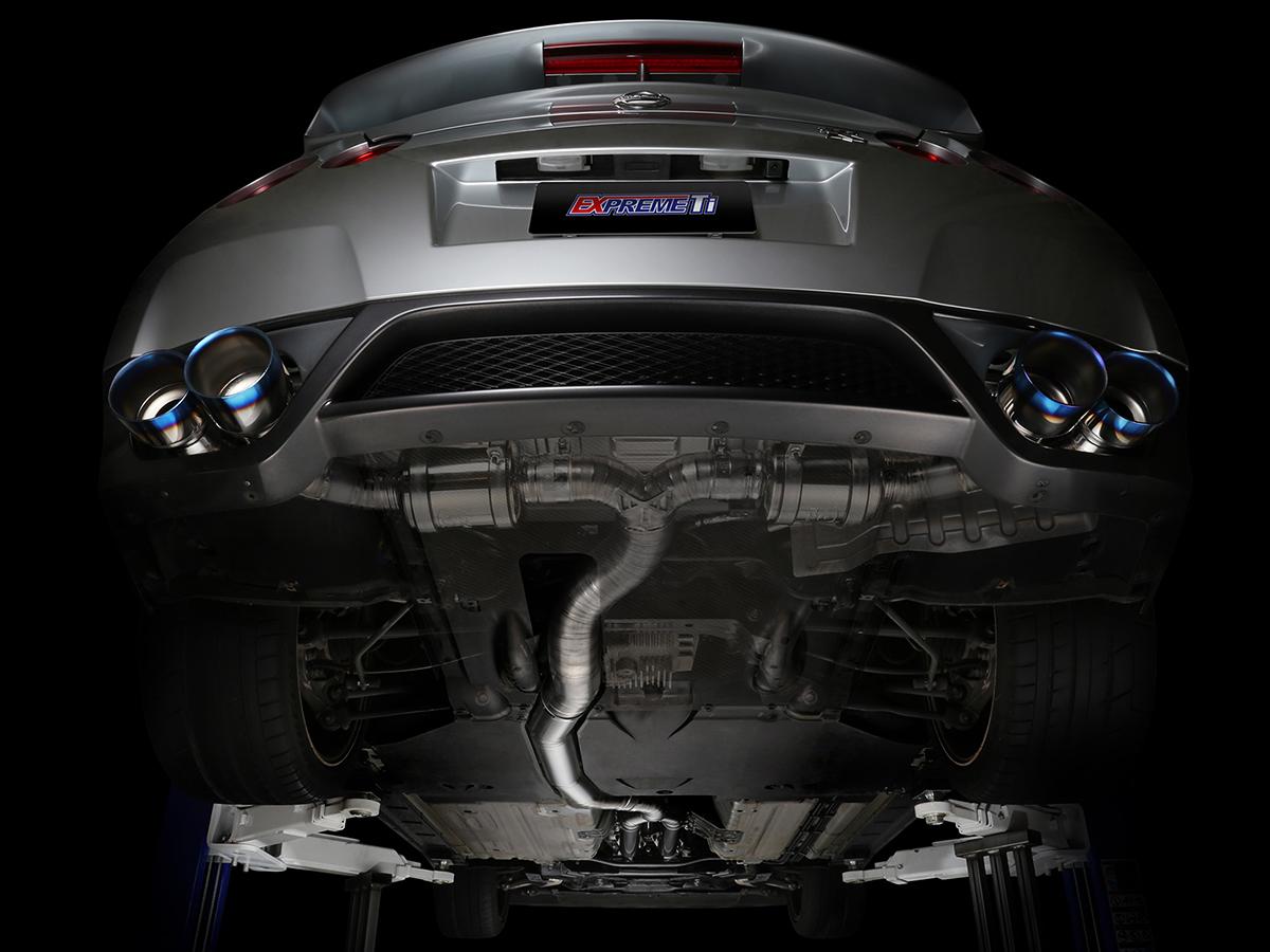 Tomei Expreme Titanium Exhaust R35 GTR