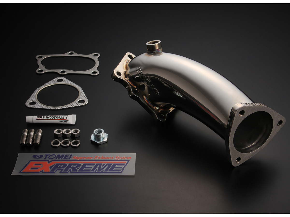 Tomei Turbo Outlet Pipe - RB20/RB25