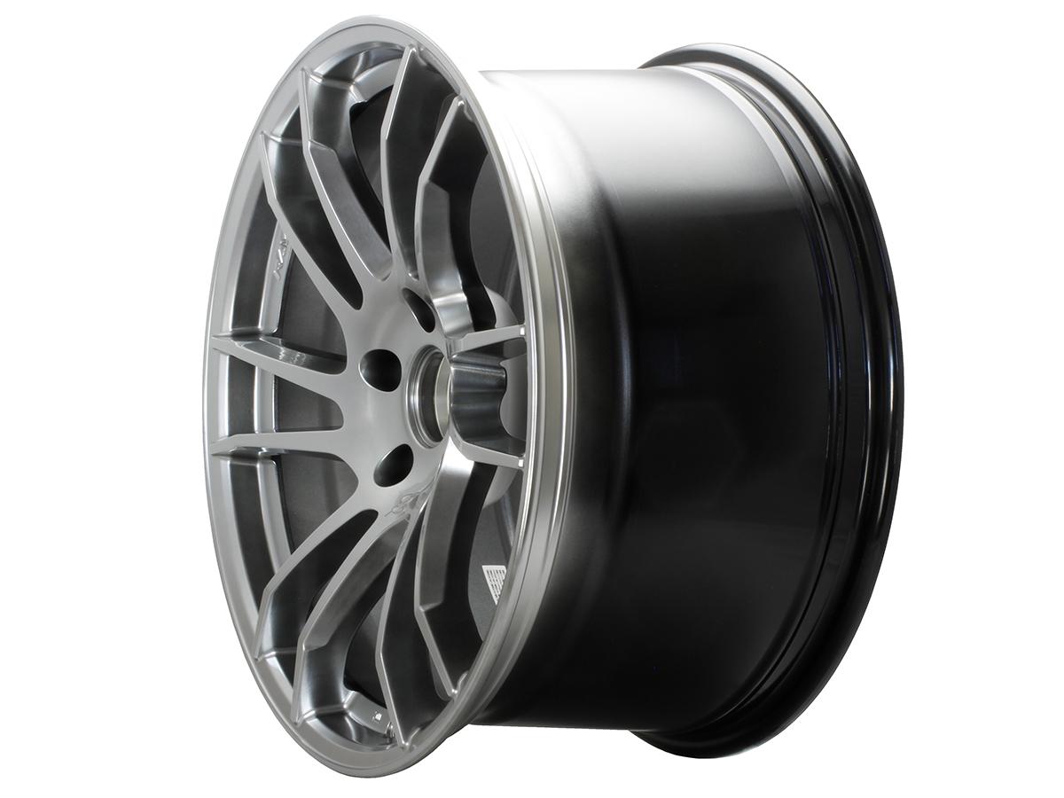 Rays Gram Lights 57XTC Wheel - Single - Shining Silver