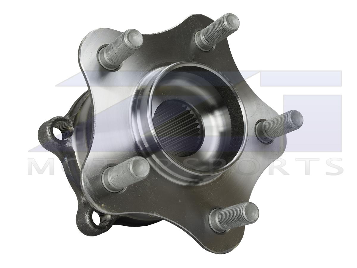 OEM Rear Wheel Bearing / Hub Assembly