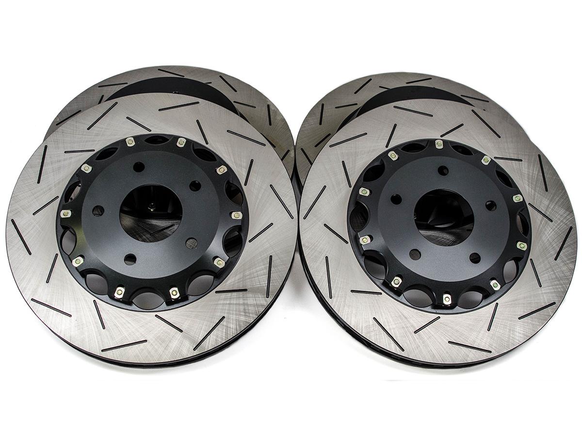 Z1 2 Piece Brembo Front & Rear Brake Rotor Package, Z1